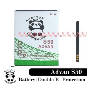 Harga baterai advan vandroid s50 double power | HARGALOKA.COM