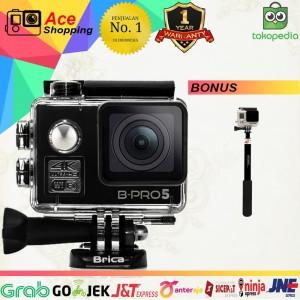 Harga brica bpro 5 alpha edition mark ii black   action camera free | HARGALOKA.COM