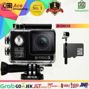 Harga bpro 5 alpha edition mark ii black   action camera free monopod amp | HARGALOKA.COM