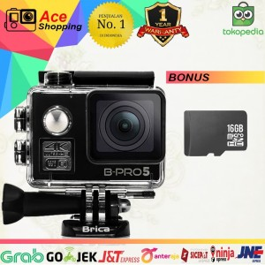 Harga bpro 5 alpha edition mark ii black   action camera free memory | HARGALOKA.COM