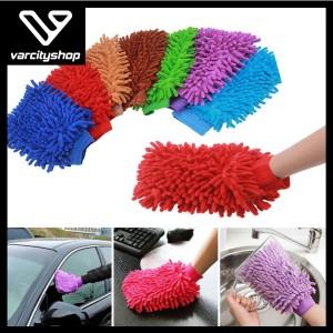 Harga e30 sarung tangan cendol microfiber cuci mobil micro fiber   HARGALOKA.COM