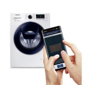Harga mesin cuci samsung ww75k52eouw front loading 7 5 | HARGALOKA.COM