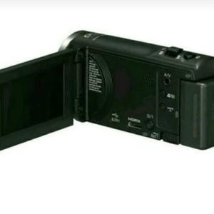 Harga handy cam panasonic v 180 full hd 1080 camera 10 mega pixel 90 | HARGALOKA.COM