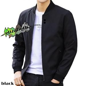 Harga jaket pria super keren   hitam | HARGALOKA.COM