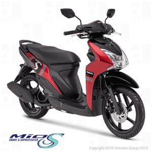 Harga yamaha mio s otr serang sepeda motor   | HARGALOKA.COM