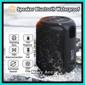 Harga ht speaker bluetooth waterproof lenyes mini wireless speaker bass | HARGALOKA.COM