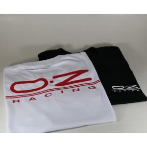 Harga baju kaos t shirt desain oz racing   hitam   HARGALOKA.COM