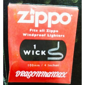 Harga Zippo Wick Sumbu Zippo Katalog.or.id