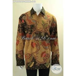 Harga baju batik tulis panjang buat kondangan pria gemuk size xxxxl | HARGALOKA.COM