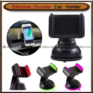 Harga car holder silicon hp mobil silicone sucker silikon mobile | HARGALOKA.COM