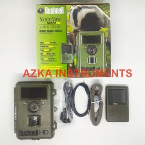 Harga kamera camera trap bushnell natureview cam with liveview 14mp   HARGALOKA.COM