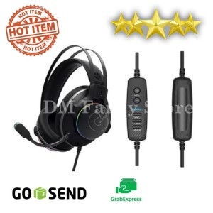 Harga dbe acoustics 7 1 virtual surround gaming headphone gm300 | HARGALOKA.COM