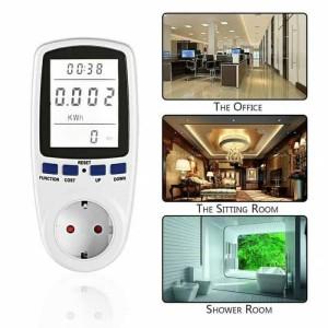 Harga alat ukur kwh meter pengukur biaya listrik rumah multifungsi | HARGALOKA.COM
