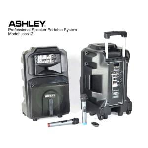 Harga portable sound system   portable pa meeting amplifier   ashley joss | HARGALOKA.COM