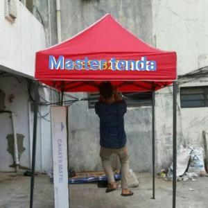 Harga tenda lipat matik uk 1 5x1 5m besi 08   | HARGALOKA.COM