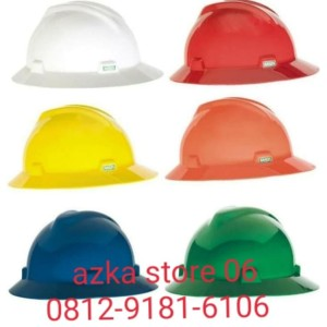 Katalog Helm Proyek Sni Msa Lokal V Gard Safety Helmet Fastrack Katalog.or.id