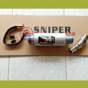 Harga knalpot ninja 250 fi karbu abs r25 cbr250rr z250 stainless | HARGALOKA.COM
