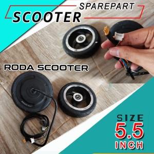 Harga roda ban scooter electric 5 5 inch ban sepeda | HARGALOKA.COM