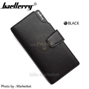 Harga dompet baellerry baellery panjang pria wanita 10 kartu kredit debit hp   | HARGALOKA.COM