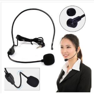 Harga microphone mic teacher speaker wired headset mic | HARGALOKA.COM