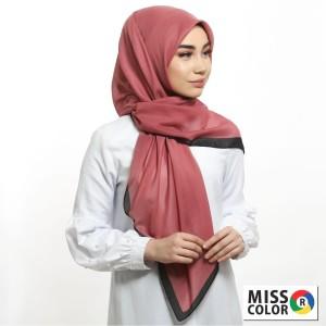 Harga jilbab turki miss color hijab polos premium katun import | HARGALOKA.COM