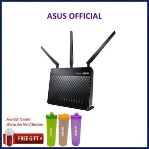 Harga asus wireless router rt ac68u ac1900 dual band wi fi gigabit | HARGALOKA.COM