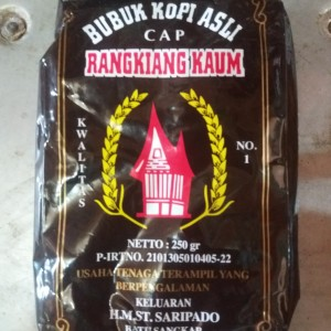 Harga kopi rangkiang kaum asli batu sankar kerajaan pagaruyung minang   HARGALOKA.COM