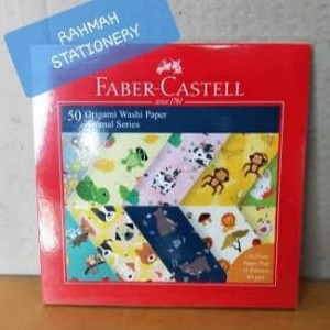 Harga Faber Castell Origami Animal Series 15x15cm Katalog.or.id