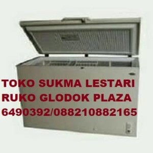 Harga sansio chest freezer 333 liter | HARGALOKA.COM