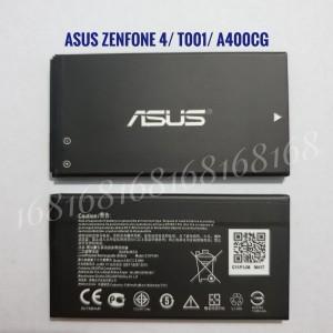 Harga baterai batre asus zenfone 4 a400cg t001 c11p1404 battery asus | HARGALOKA.COM