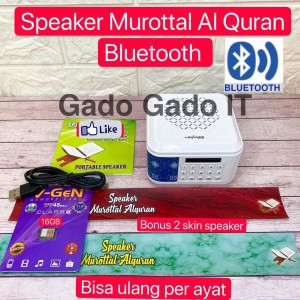 Harga speaker quran alquran portable speaker quran advance mini | HARGALOKA.COM