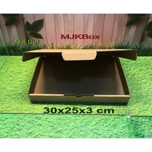 Katalog Kardus Karton Box Uk 30x25x3 Cm Die Cut Pizza Katalog.or.id