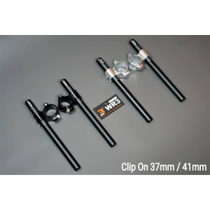 Harga stang jepit clip on wr3 37mm ninja | HARGALOKA.COM