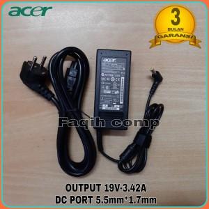 Harga adaptor charger original acer aspire e1 471 e1  431 e1 422 19v  3 | HARGALOKA.COM