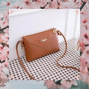 Harga tas selempang wanita cleo tas ala korea tas import batam murah   | HARGALOKA.COM