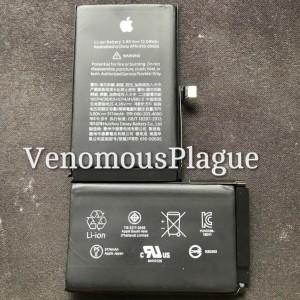 Harga baterai battery iphone xs max   apple iphone xs max original 100 | HARGALOKA.COM