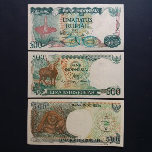 Katalog Uang Kuno 500 Rupiah Katalog.or.id