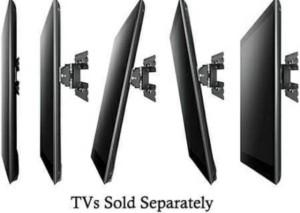 Harga bracket tv 32 28 26 24 22 20 inch swivel 4 arah original   HARGALOKA.COM