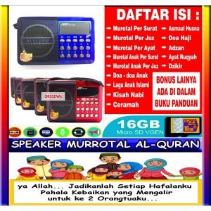 Harga speaker pocket murotal | HARGALOKA.COM