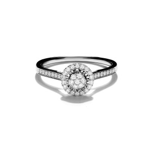 Harga lino and sons   cincin berlian f vvs alora diamond ring | HARGALOKA.COM