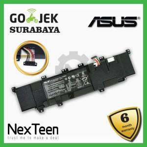 Harga original baterai asus vivobook s400 s400c s400ca s400e s300 x402 | HARGALOKA.COM