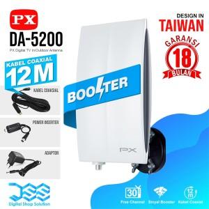 Harga antena tv digital indoor outdoor px | HARGALOKA.COM