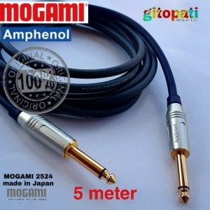 Harga kabel gitar kualitas tinggi mogami 2524 vs amphenol acpm gn au | HARGALOKA.COM