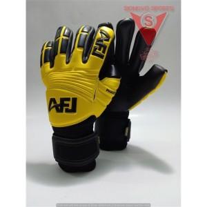 Harga sarung tangan kiper   afj phantom original yellow | HARGALOKA.COM