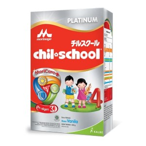 Harga chil school platinum 4 3 12th vanila madu coklat   HARGALOKA.COM