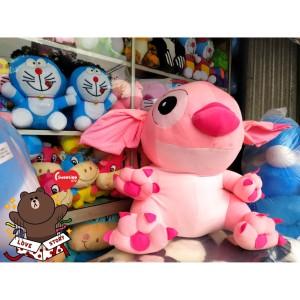 Harga boneka stich jumbo pink stitch angel besar 90cm | HARGALOKA.COM