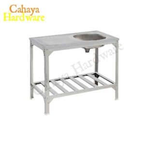 Harga Aer Granite Kitchen Sink Bak Cuci Piring Granit Ks2 05 Bl Katalog.or.id