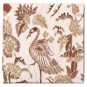 Harga kain batik tulis warna alam klaten motif bangau | HARGALOKA.COM