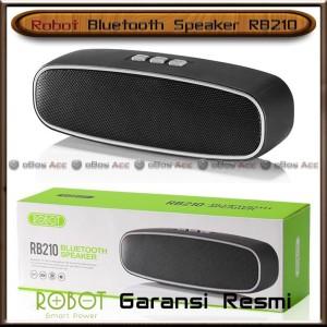 Harga speaker bluetooth robot rb210 portbale aktif mini stereo hp | HARGALOKA.COM
