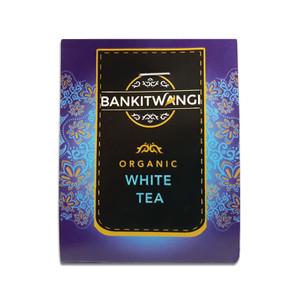 Harga bankitwangi organic white tea 3gr   teh organik teh putih teh | HARGALOKA.COM